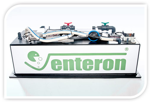 Enteron Water Treatment Plant Machine