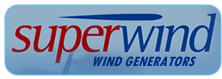 Superwind Wind Generators Logo