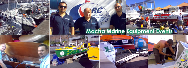 Mactra Marine Equipment Events