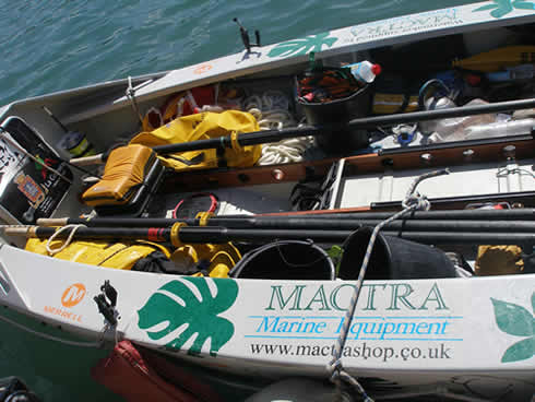 Mactra Marine Equipment