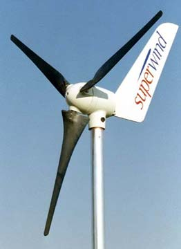 Superwind Wind Generator