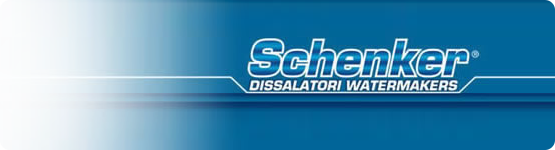 Schenker Dissalatori Watermakers Logo